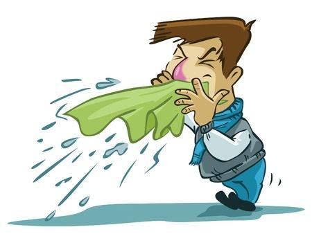 10 rimedi naturali per il raffreddore