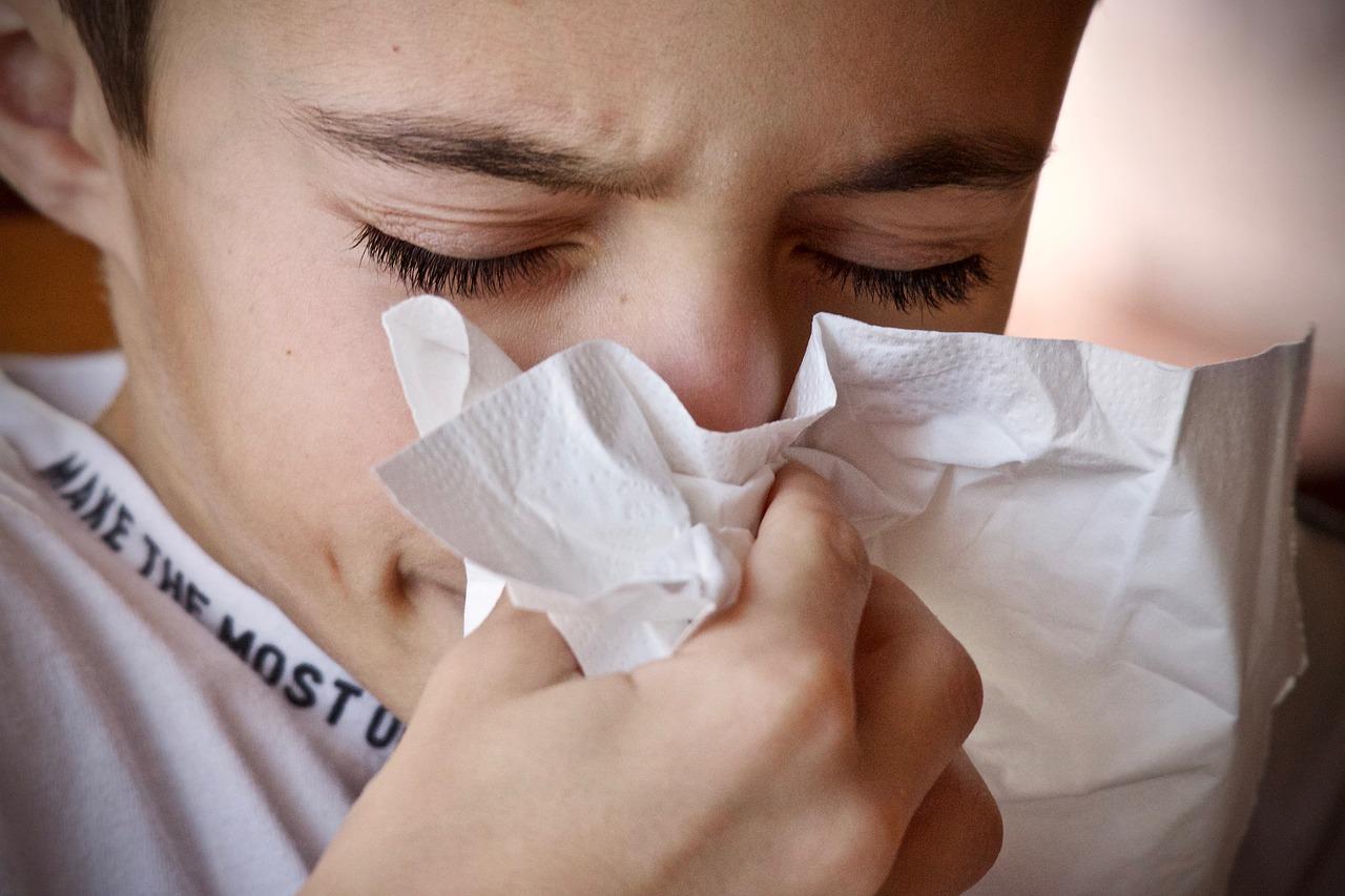 Naso chiuso: 5 consigli per respirare meglio