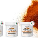 Piperina e Curcuma Plus, gli integratori per dimagrire in modo sano