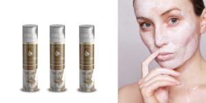 DermaSkin: crema schiarente per viso, décolleté e corpo
