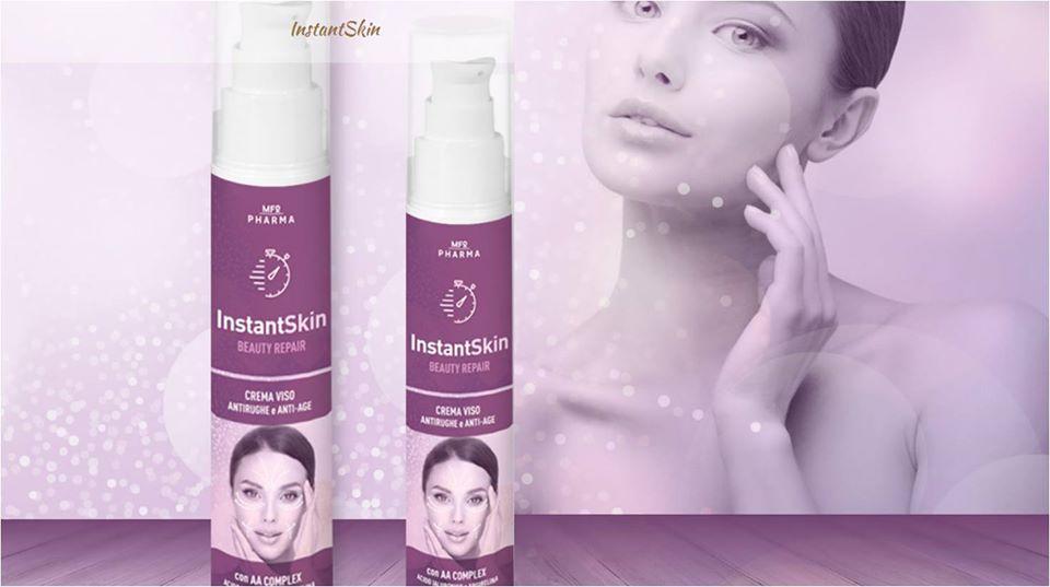 instant skin crema anti età