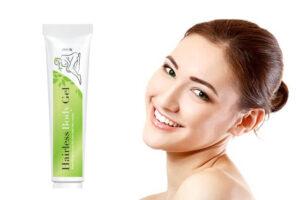tubetto di crema anti ricrescita peli hairless body gel